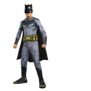 Boys DC Comics Justice League Batman Costume-S M L